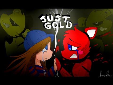 """FNAF 3 """"Just Gold"""" animation (Finished)"""