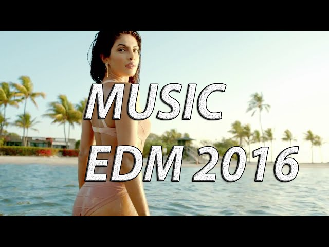 New electro house 2016 music mix electronica edm for Fast house music