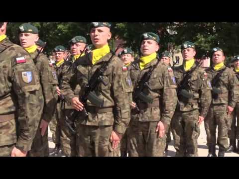 Święto 15 Giżyckiej Brygady Zmechanizowanej cz. 1