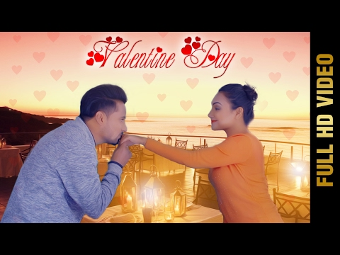 VALENTINE DAY (Full Video) || LUCKY S || Latest Punjabi Romantic Songs 2017