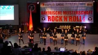 Shaking Baloos - Bayerische Meisterschaft 2014