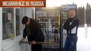 """Tymczasem w Rosji – """"Nowoczesne"""" płatności na stacji benzynowej"""