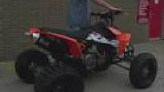 4. 2008 KTM 525XC: HMF