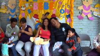 "Video Baby Shower ""JESSICA & DANIEL"" Col. San Juanico Celaya Gto. - Chicomcel2mil13 MP3, 3GP, MP4, WEBM, AVI, FLV September 2017"