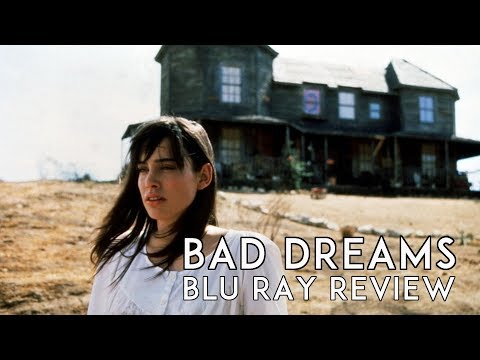 Bad Dreams (1988) Blu Ray Review Slasher Classics #37