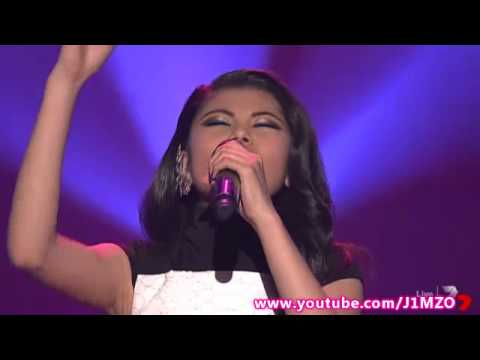 stand - Top 3 - Week 11 - Live Show 11 Winner's Single - Stand By You - Marlisa Punzalan.