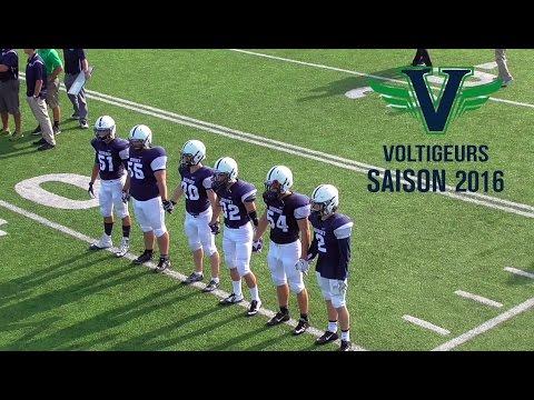 Voltigeurs du Collège Bourget Juvénile Division 2 - Saison 2016