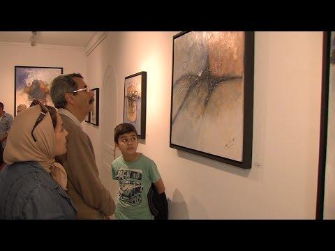 معرض للفنان التشكيلي سامي فتوح