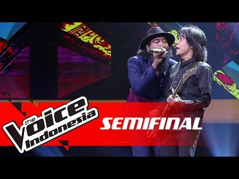 Ava - Rumah Kita (God Bless) | SEMI FINAL | The Voice Indonesia GTV 2018