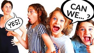 Video PARENTS CAN'T SAY NO!! KIDS IN CHARGE FOR 24 HOURS | The Norris Nuts MP3, 3GP, MP4, WEBM, AVI, FLV Desember 2018