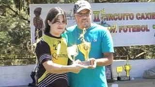 Projeto Bom de Bola é a campeã da 10ª Copa – Jogos Metalúrgicos na modalidade futebol 7 feminino
