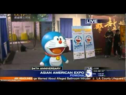 2015 Asian American Expo – KTLA Morning News