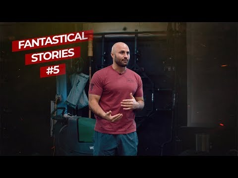 """""""Nutrition is the major key to the body I want"""" - Fantastical Stories #5"""