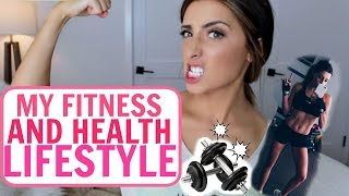 MY HEALTH & FITNESS LIFESTYLE!