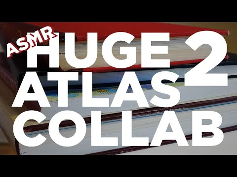 ASMR | Huge Atlas Collab Ep 2 (Featuring: ASMRctica, tingles with flyby, and Gaslamp)