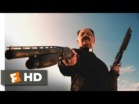 Machete (2/5) Movie CLIP - God Has Mercy, I Don't (2010) HD
