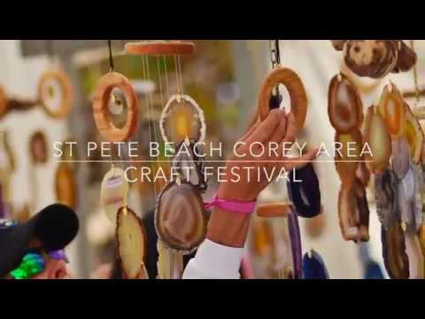 St Pete Beach Craft Festival