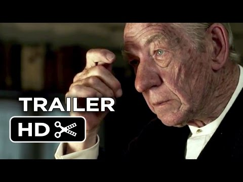 Mr. Holmes Official Trailer #1 (2015) - Ian McKellen Mystery Drama HD thumbnail