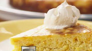 Gâteau à l'orange sans farine