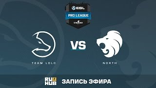 Team LDLC vs. North - ESL Pro League S5 - de_overpass [CrystalMay, ceh9]
