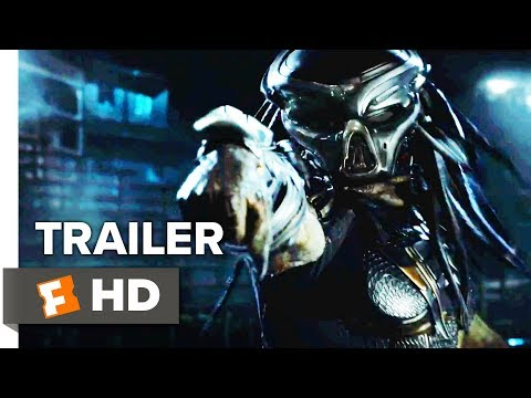 The Predator Teaser Trailer #1 (2018) | Movieclips Trailers