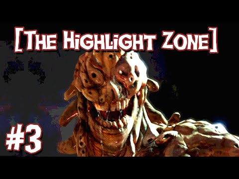 highlight - Click here to watch the last episode of [The Highlight Zone]: http://youtu.be/JVLjhJUXWIg Criken and Oats are back at it again, this time in the HORRORible Resident Evil 6! Things get pretty...