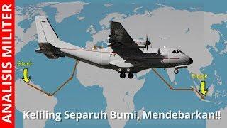 Video Dramatis dan Penuh Tantangan, Pesawat Buatan Indonesia ini Kelilingi Separuh Bumi MP3, 3GP, MP4, WEBM, AVI, FLV Februari 2019