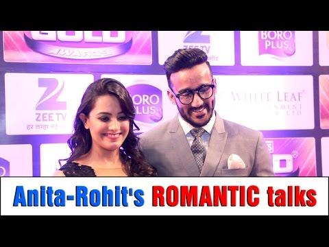 Anita-Rohit's ROMANTIC talks