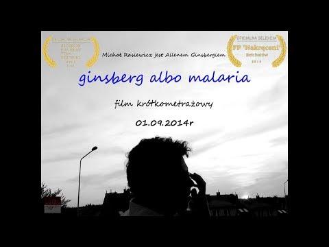 GINSBERG ALBO MALARIA: film krótkometrażowy