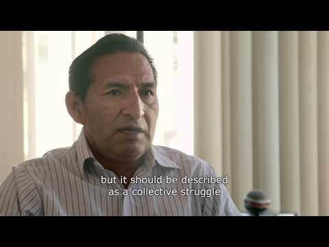 The Afectados – The People of Ecuador v's the pollution by Chevron-Texaco