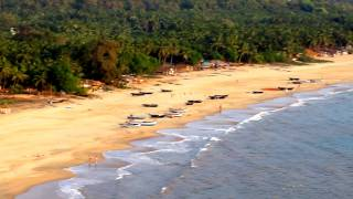 Agonda India  City new picture : Agonda Beach Goa India