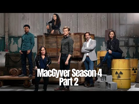 MacGyver Season 4 (Episode 11, 12, 13) - City of Angels