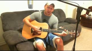 Here is my take on Anywhere With You by Jake Owen! Be sure to take a look at my new website and grab a copy of my acoustic...
