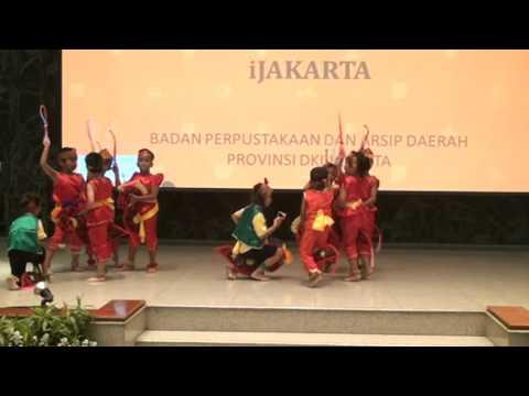 Hari Jakarta Anak Membaca dan Launching iJakarta
