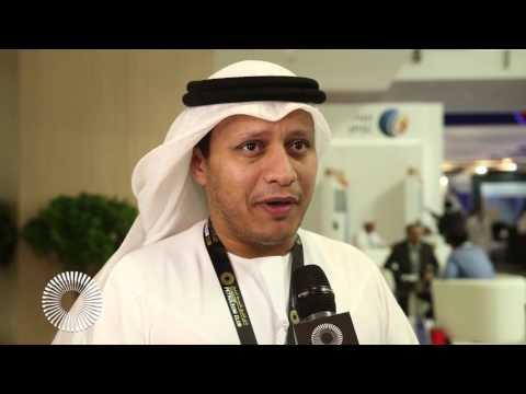 الدكتور صالح المنصوري، رئيس قسم التنقيب والإنتاج للاستثمار بالإنابة، في شركة الاستثمارات البترولية الدولية، يتحدث عن موازنة الاستثمارات خلال أديبك.