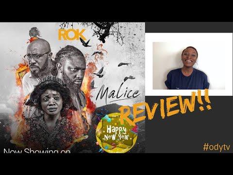 Irokotv movie Review | Malice | John Njama