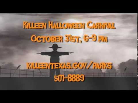 Halloween Carnival Commercial