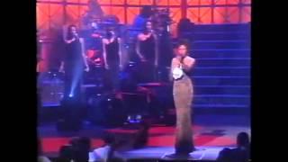 #nowwatching Classic Whitney Houston LIVE - Diana Ross Medley