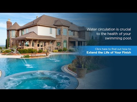 Tips Industries - Water circulation is key to the longevity of your CL Industries' pool finish. This quick tip video highlights a few of the best ways to keep the water in you...