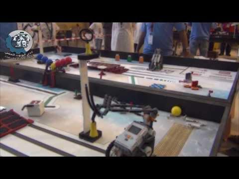 تقرير عن مسابقات نادي الروبوت 2013 (الفيرست ليغو)