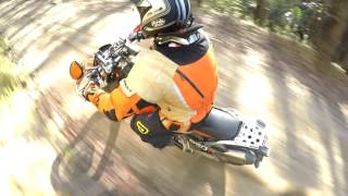 10. KTM 950 SUSPENSION TUNING REVIEW:  upgrade by Full Force Racing Components