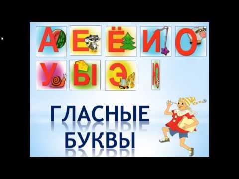 сколько в русском языке гласных звуков какие