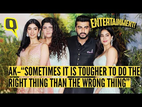 Arjun Kapoor on His Relationship with Malaika, Equation with Janhvi & Khushi & More | The Quint