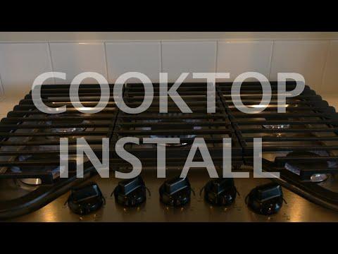 Cooktop Installation - Kitchen Remodel_Episode 2