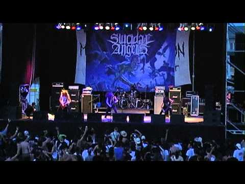 SUICIDAL ANGELS - live at MHM fest 2010 full show (видео)