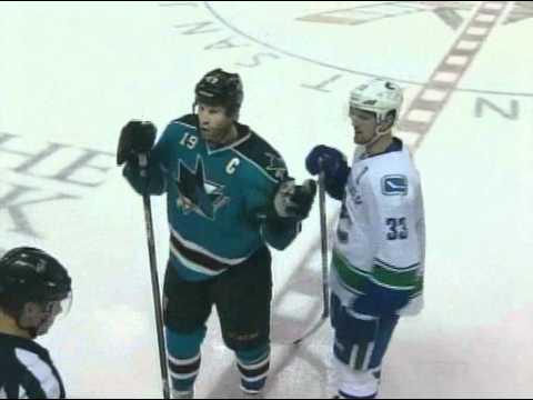 Jogador de hockey trollado