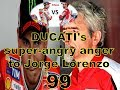 Final MotoGP 2017 Dovi VS Marquez - Ducati is very angry with Lorenzo because ...