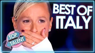 Video BEST Of Italy's Got Talent 2019! | WEEK 1 | Top Talent MP3, 3GP, MP4, WEBM, AVI, FLV Agustus 2019