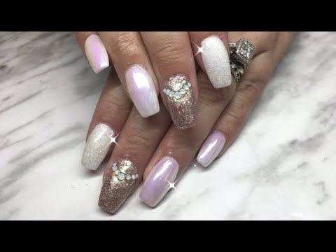Gel nails - Watch Me Work: How I Fix an Imperfection  I caused