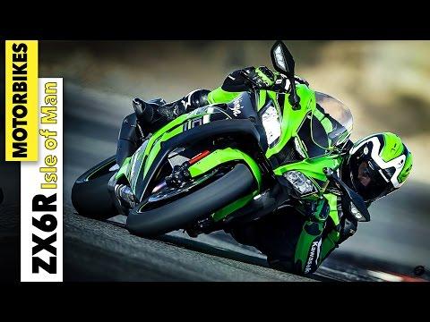 TT 2013 Kawasaki Ninja ZX-6R [636] - Tourist Trophy Isle of Man TT 2013